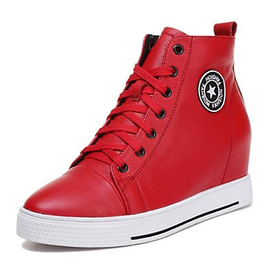 Confort Noir Eté fermé Talon Rouge 06857033 Blanc Cuir Nappa Basket Printemps Femme Bout Chaussures Plat w71qXq