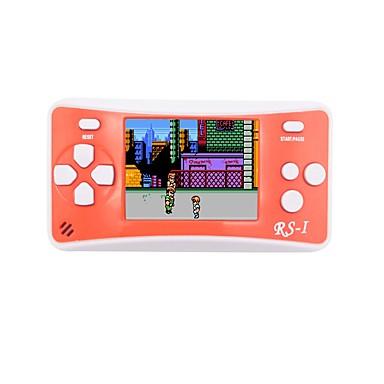 ieftine Console de Joc-RS-1 Consolă de jocuri Construit înăuntru 152 pcs Jocuri 2.5 inch inch Portabil / Cool