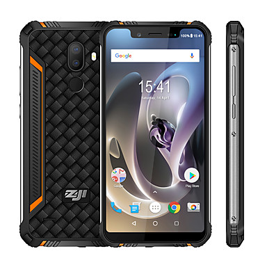 "cheap Special Deals-ZOJI Z33 5.85 inch "" 4G Smartphone (3GB + 32GB 13 mp MediaTek MT6739 4600 mAh mAh) / Dual Camera"