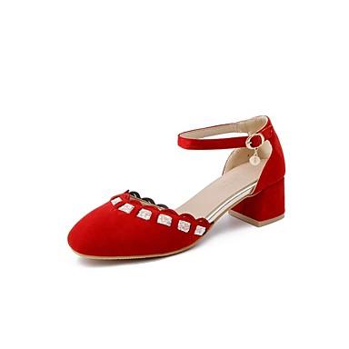 Noir Chaussures Rouge Chaussures Confort Talon à Femme Bottier 06862025 Printemps Talons Beige été Polyuréthane qApFvX