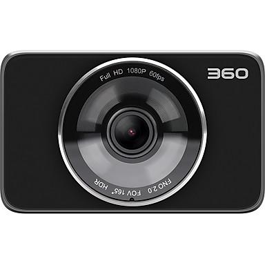 ieftine Mașină Electronice-360 j511 1080p vehicul de vedere de noapte dvr 165 grade unghi larg 3 inch tft lcd bord cam cu wifi / g-senzor / monitor de parcare mașină de înregistrare / microfon încorporat (suport doar chineză)