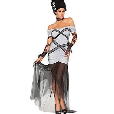 8425c21acb Traje de Halloween · Vampiros Novia fantasmal Vestidos Disfrace de Cosplay  Ropa de Fiesta Disfraz de lujo Adulto Escuela secundaria