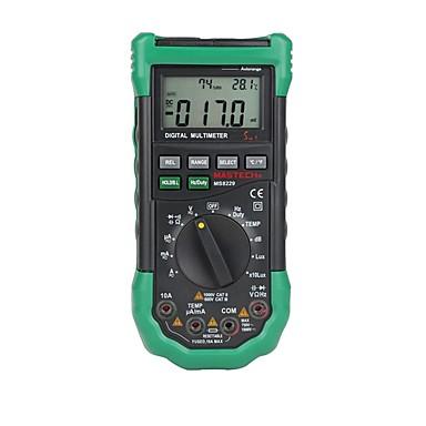 povoljno Električni instrumenti-mastech ms8229 digitalni multimetar 5 in 1 buka svjetlosna temperatura mjerač vlage dijagnostički alat auto lcd pozadinsko osvjetljenje