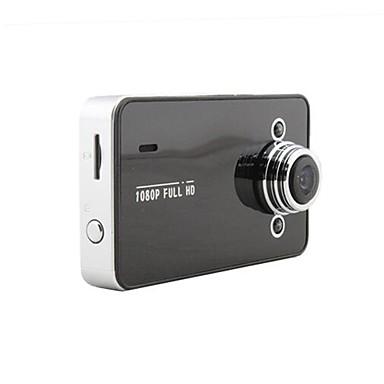 abordables DVR de Voiture-k6000 1080p Mini DVR de voiture 140 Degrés Grand angle 5.0 CMOS MP 2.7 pouce LCD Dash Cam avec Mode Parking / Enregistrement en Boucle / ADAS Non Enregistreur de voiture