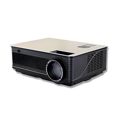 Factory OEM M5 LCD Proiector Business / Proiector Home Cinema LED Proiector 8000 lm A sustine 1080 (1920 x1080) 60-150 inch Ecran / WXGA (1280 x 800) / ±15°