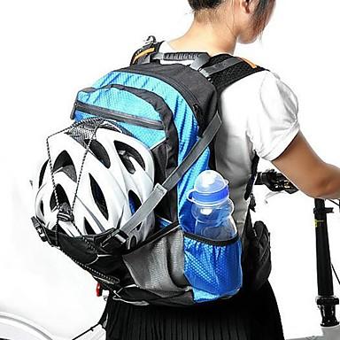 abordables Sacoches de Vélo-20 L Sac à dos Cyclisme Ajustable Etanche Poids Léger Sac de Vélo Tissu Oxford Sac de Cyclisme Sacoche de Vélo Camping
