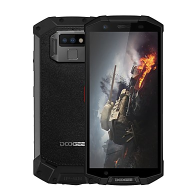 "cheap Special Deals-DOOGEE S70 5.99 inch "" 4G Smartphone (6GB + 64GB 5 mp / 12 mp MediaTek Helio P23 5500 mAh mAh) / Dual Camera"