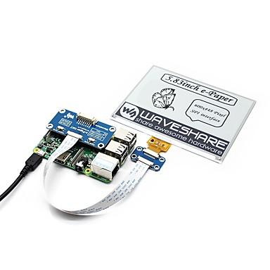 waveshare 5,83 inča e-papir šešir 600x448 5,83 inčni zaslon e-ink tiskanice za maline pi