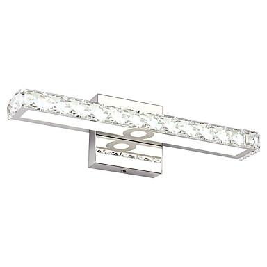 kristal / mini stil vodio / moderan / suvremena kupaonica rasvjeta spavaća soba / kupaonica metalni zid svjetlo ip20 85-265v 16 w ispraznost svjetlo