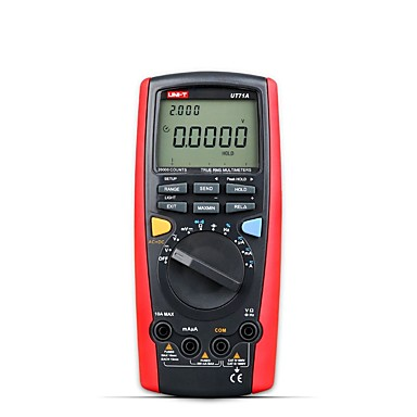 voordelige Test-, meet- & inspectieapparatuur-uni-t ut71a middelgrote intelligente digitale multimeters; digitale multimeter, usb / bluetooth-communicatie
