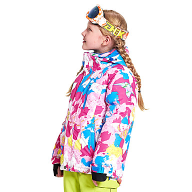 Wild Snow Dla chłopców / Dla dziewczynek Kurtka narciarska Odporność na wiatr, Ciepłe, Wentylacja Narciarstwo / Multisport / Sporty zimowe Poliester, Siateczka Kurtki puchowe Odzież narciarska