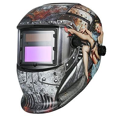 ieftine Cadouri pentru iubitorii de tehnologie-1pcs PP Ochelari sudare / Blocarea automată / Siguranță și echipament de protecție Masca Fata Totala