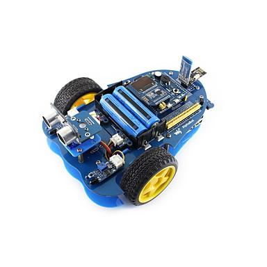 waveshare alphabot-pi akce pakiranje alphabot malina pi kit robota za izgradnju (ne pi)