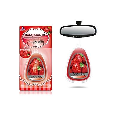 abordables Accessoires Intérieur de Voiture-Rammantic Purificateurs d'Air de Voiture Normal Parfum de voiture / Déodorant de voiture Plastique / Huile Supprimer l'odeur inhabituelle / Fonction aromatique