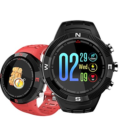 4cf5500a8 رخيصةأون الالكترونيات الذكية-Indear F18 رجالي سوار الذكية Android iOS  بلوتوث GPS رياضات ضد الماء