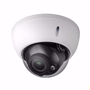 Dahua® IPC-HDBW4631R-AS 6MP POE IP Dome Camera Built-in MicroSD Slot Audio  Alarm interface