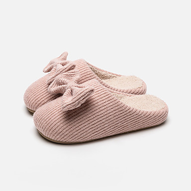 130847e436dfd Women's Slippers / Men's Slippers Moccasin Slippers / Guest Slippers ...