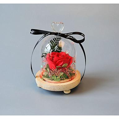 billige Bryllupsgaver-Ikke-personalisert Glass Gavebokse Brud / Brudgom / Brudepike Bryllup / Dagligdagstøy -