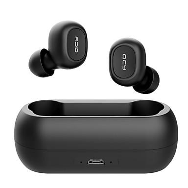 QCY Sans-Fil Sans Fil / Bluetooth Ecouteurs Coque Etanche / Ecouteur NÉOPRÈNE / Polyester EARBUD Écouteur Mini / Stereo / Avec Microphone Casque