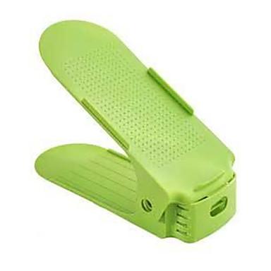 abordables Accessoires pour Chaussures-Cintre & Range Chaussures EPP 1 paire Unisexe Rose Claire / Violet / Jaune