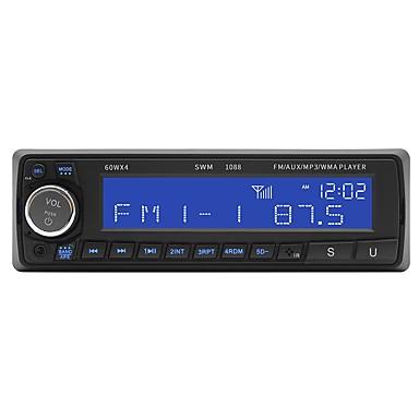 tanie Samochód Elektronika-swm su-10881 ≤3 cala 1 din os car odtwarzacz mp3 / wbudowana obsługa bluetooth / sd / usb do uniwersalnego wsparcia rca mp3 / wma / wav jpeg