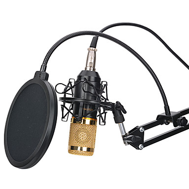 3.5 مم ميكروفون سلك ميكروفون مكثف ميكروفون محمول باليد من أجل ميكروفون الكمبيوتر
