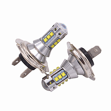 voordelige Autolampen-2pcs H7 Automatisch Lampen 50W Krachtige LED 5000lm Koplamp