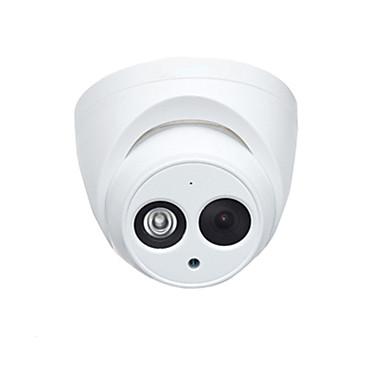 billiga Säkerhet och skydd-dahua® ipc-hdw4433c-en 4mp poe ip dome kamera med nattsyn h.265 och inbyggd mikrofon för utomhus och inomhus