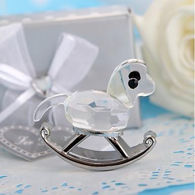Non-personalizirane Kristal / legura cinka Praktični pokloni za goste / Crystal Proizvodi Prodavačica cvijeća / Ring Bearer Vjenčanje / Birthday Party -