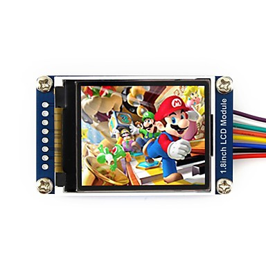 waveshare 1.8inch LCD modul 128x160 piksela SPI sučelje