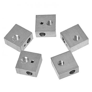 preiswerte 3D-Drucker & Materialien-Tronxy® 1 pcs Aluminiumblock für 3D-Drucker