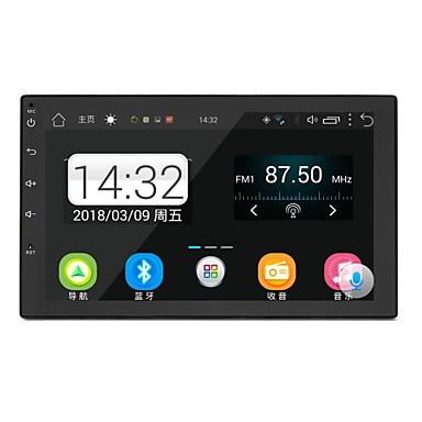 SWM H-2007 7 inch 2 Din Android 7.1 Car MP5 Player / Auto MP4 Player / MP3 player za automobil Ekran na dodir / MP3 / Ugrađeni Bluetooth za Univerzális RCA / Drugo podrška MPEG / AVI / WMV MP3 / WMA