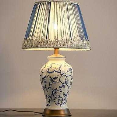 povoljno Svjetiljke i sjenila za lampe-Tradicionalni / klasični New Design / Ukrasno Stolna lampa Za Spavaća soba / Study Room / Office Ceramic <36V