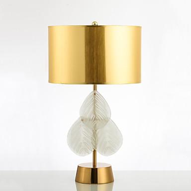 Egyszerű Dekoratív Asztali lámpa Kompatibilitás Hálószoba Fém 220 V
