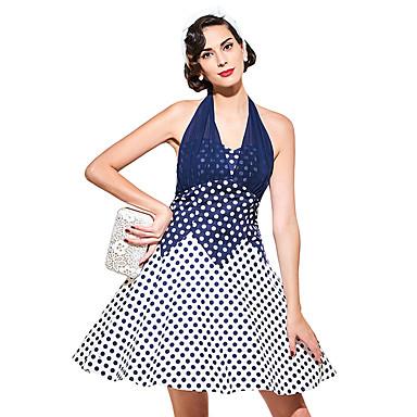 cb770eadfcdd Marilyn Monroe Úžasná paní Maiselová Retro 50. léta Voskovaná Kostým Dámské  Svetrová sukně Modrá Retro
