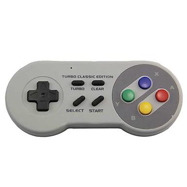 Bez žice Kontroleri igara / Kompleti za kontrolu igre / Kompleti za kontrolu igara Za PC / Wii ,  Bluetooth Cool Kontroleri igara / Kompleti za kontrolu igre / Kompleti za kontrolu igara ABS 1 pcs