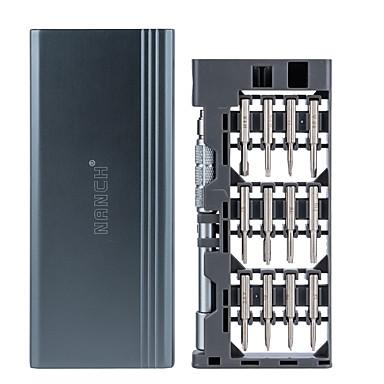 baratos Chaves de Fenda & Soquete-OEM 24 em 1 Conjuntos de Ferramentas Reparação em casa Reparo da Apple Samsung para conserto de computadores