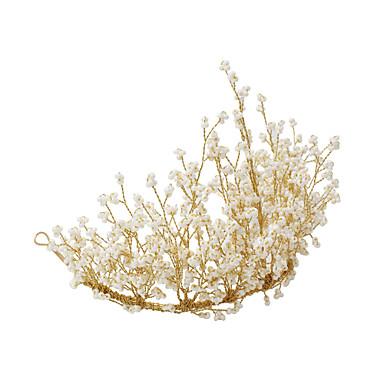 plastika tijare s U slojevima 1pc Vjenčanje / Zabava / večer Glava