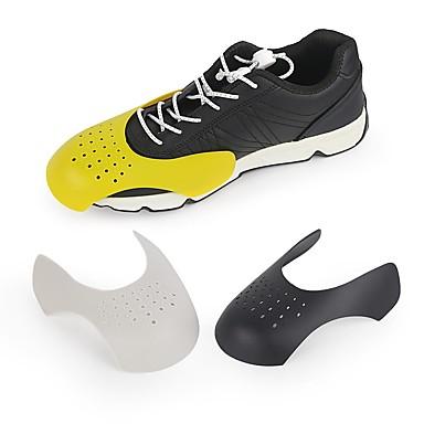 abordables Accessoires pour Chaussures-2pcs PVC Ornement Unisexe Printemps Quotidien Noir / Jaune Clair / Gris clair