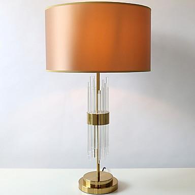 Egyszerű Dekoratív Asztali lámpa Kompatibilitás Étkező / Folyosó Kristály 220 V