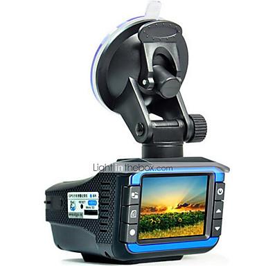 abordables DVR de Voiture-VGR-33 720p 1080p DVR de voiture 120 Degrés / 140 Degrés Grand angle CMOS 12.0MP 2 pouce Dash Cam avec Détection de Mouvement Enregistreur de voiture
