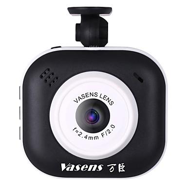 abordables DVR de Voiture-Vasens 1080p Mini / Adorable / Surveillance à 360 ° DVR de voiture 140 Degrés Grand angle 1/4 pouce CMOS PC7030 2 pouce LCD Dash Cam avec G-Sensor / Mode Parking / Détection de Mouvement Enregistreur
