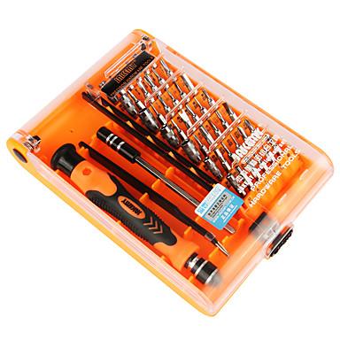 billige Skrutrekkere-skrutrekker sett 45 i 1 åpningsverktøy for iPhone pc mobiltelefon datamaskin