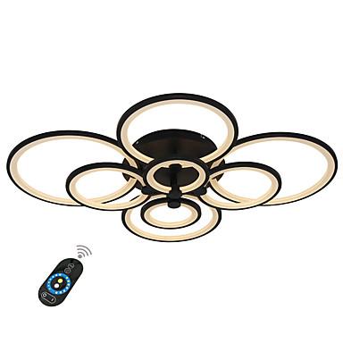 Ecolight™ Podłużna Lampy sufitowe Światło rozproszone Malowane wykończenia Metal Akryl Przygaszanie, LED 110-120V / 220-240V Ciepła biel / Chłodna biel / Przyciemnianie pilotem