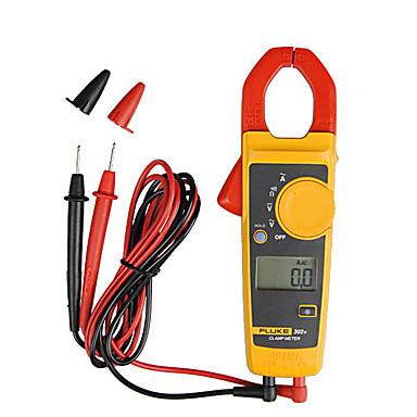 voordelige Test-, meet- & inspectieapparatuur-fluke 302+ stroomtang multimeter f302 + ac 400a, 2 jaar garantie f302 +