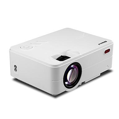 shinco PD-813 LCD 비지니스 프로젝터 / 홈 씨어터 프로젝터 / 미니 프로젝터 LED 프로젝터 3000 lm 지원하다 1080P (1920x1080) 40-120 인치 화면 / ±15°