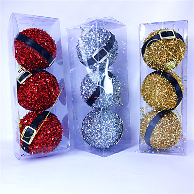 Ornamenti Plastica 3 pezzi Ricevimento di matrimonio