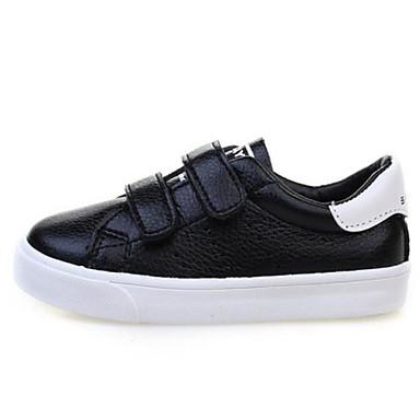 בנות נעליים PU קיץ & אביב נוחות נעלי ספורט ל ילדים / מתבגר שחור / ורוד / לבן וירוק