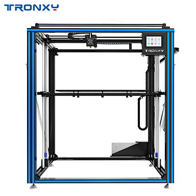 cheap 3D Printers & Supplies-Tronxy® X5ST-500 Aluminium 3D Printer 500*500*600mm Large Printing Size With 3.5 inch Full-color Touch Screen/ Filament Run Out Detector/ Power Resume