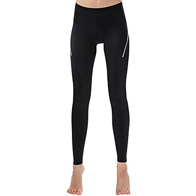 cheji® Women's Cycling Tights Bike Pants / Trousers MTB Shorts Pants Breathable Quick Dry Sports Lycra Black Mountain Bike MTB Road Bike Cycling Clothing Apparel Bike Wear / High Elasticity